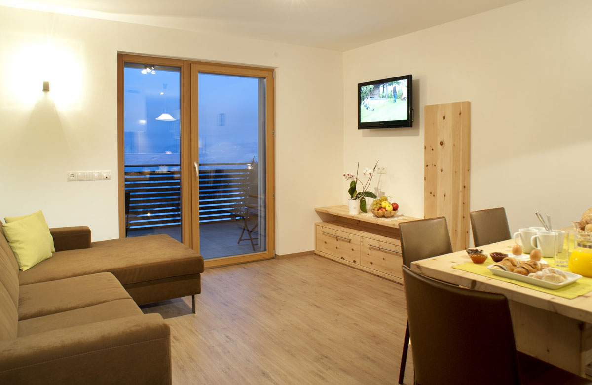 Apartments With Views Of The Dolomites Unesco World